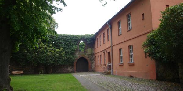 Das ehemalige Stift in Zehdenick.