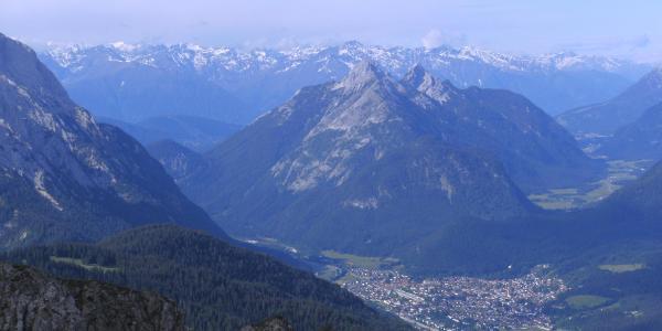 Mittenwald, Große Ahrnspitze