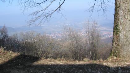 Blick vom Wasserberg ins Filstal
