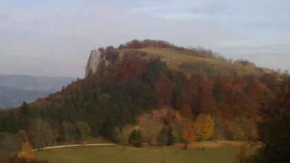 Lochenstein vom Schafberg aus gesehen (Handyaufnahme)