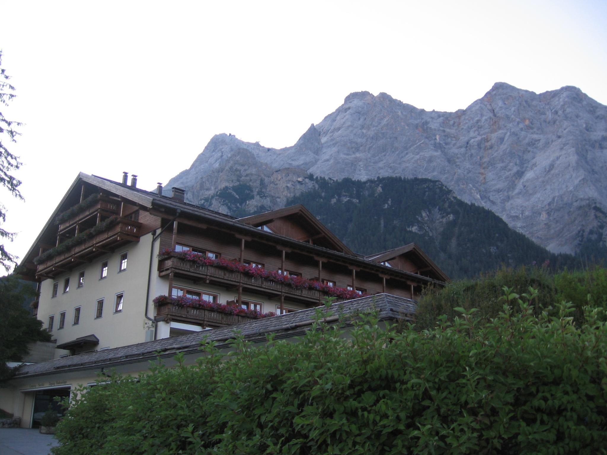 Zugspitze Von Ehrwald Uber Stopselzieher Klettersteig Outdooractive Com