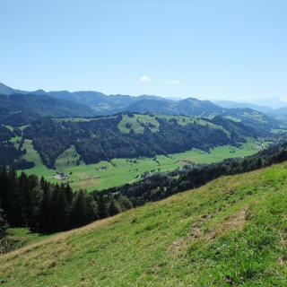 Blick über das Konstanzer Tal
