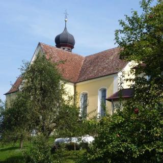 Kirche in Riedetsweiler