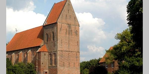 Alte Rheder Kirche - Gedächtniskirche