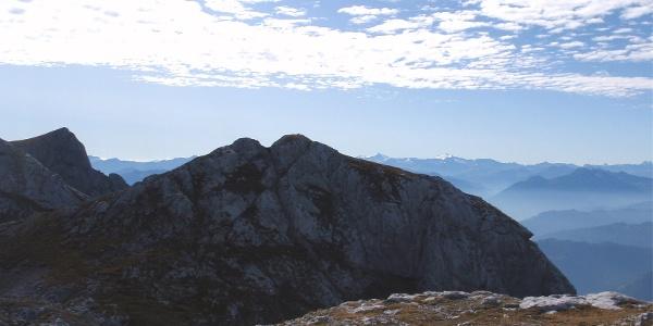 Umgangskopf 2245 m, Nordseite