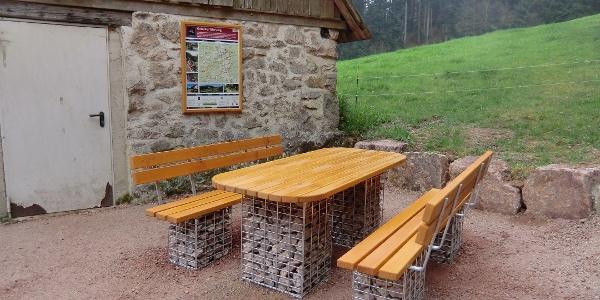Grillplatz im Vogelbach