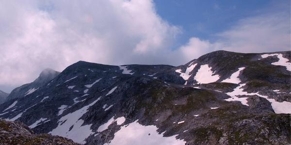 Hühnerkrallkopf 2401 m