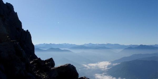Hochkogelsteig um 1700 m