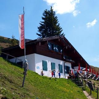 Hacklhütte 1531 m