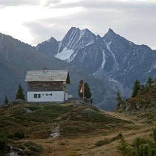 Hahlkogelhaus, vorerst unbewirtschaftet