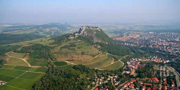 Festungsruine Hohentwiel, Singen