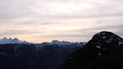 Dachsteinblick vom Walkerskogel 1243 m