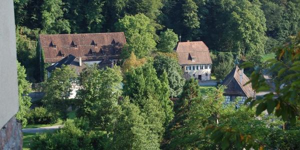Klosteranlage Wildberg