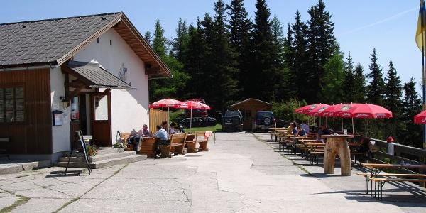Pollereshütte (Copyright: Pollereshütte, Foto Manfred Krausner)