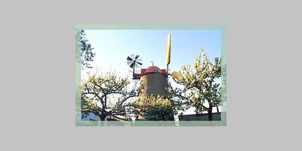 Turmholländer Windmühle Pahrenz