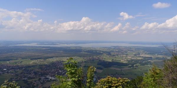 Ausblick von der Schnappenkirche