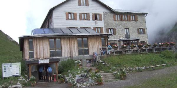 Kemptener Hütte