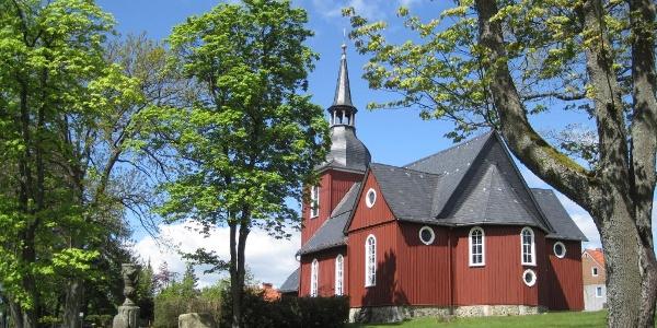 "Kirche ""Zur Himmelspforte"" in Hohegeiß"