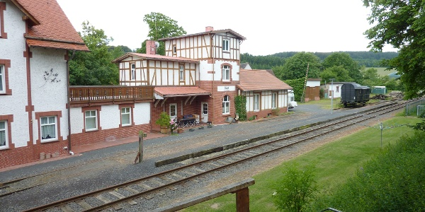 Bahnhof Hoof