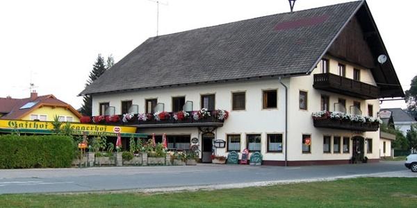 Gasthof  - Pension Roseggerhof