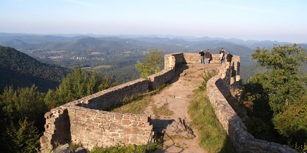 Burgruine Wegelnburg
