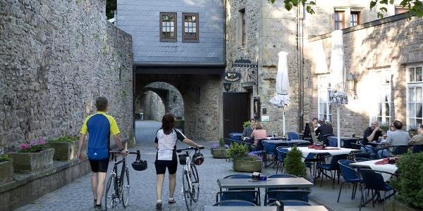 Burgrestaurant, Ansicht 4