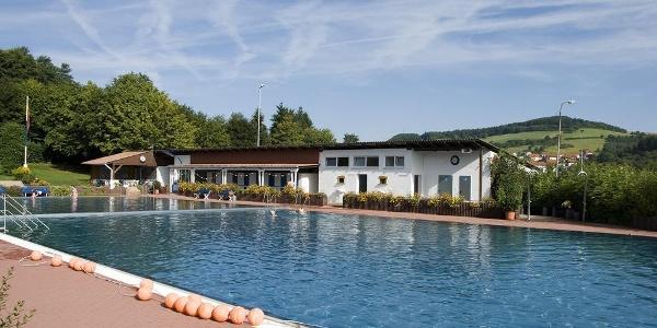 Schwimmbad in Wolfstein