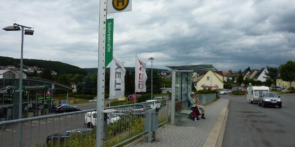 Bushaltestelle Heiligenrode-Söhrestraße