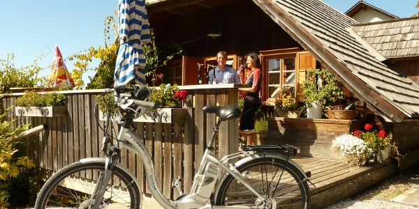 E-Bike Genusstour | Kulinarikstation: Edelbrennerei Graf