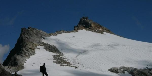 Gipfel Hoher Sonnblick