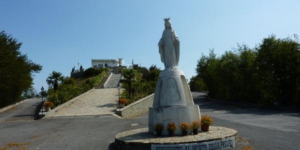 Santuario Monte Croce (749 m)