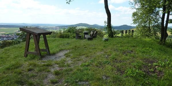 An der Ruine Schauenburg
