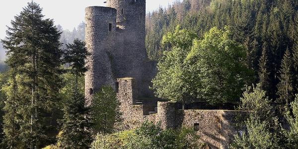 Burgruine Frauenburg