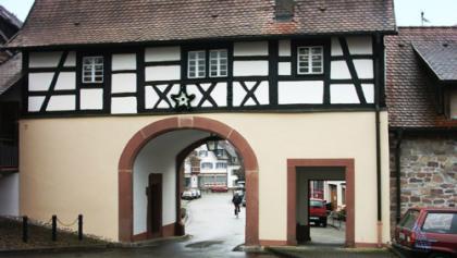 Das Tor in Malterdingen.