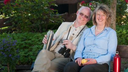 Walter & Mathilde Beckmann