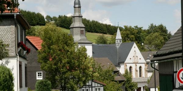 Dorfmitte Deifeld