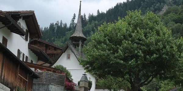 Kapelle in Pardomat