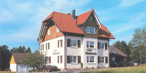 Pension Waldesruh Zwieselberg