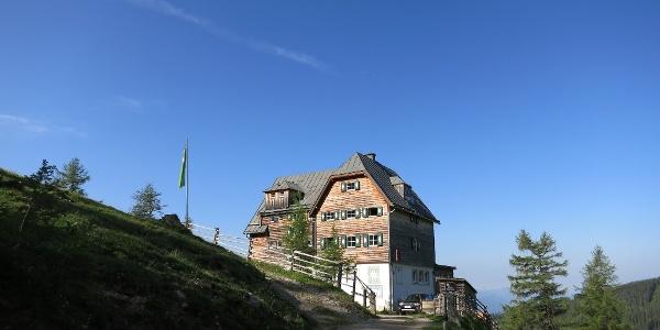 Am Weg zur Austriahütte