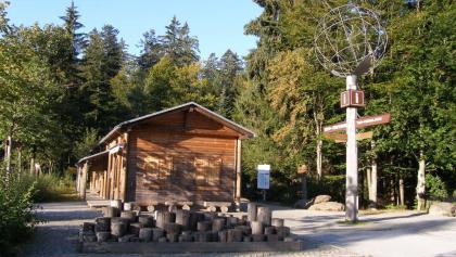 Nationalpark-Kiosk