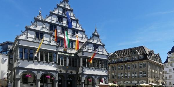 Rathausplatz Paderborn