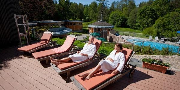 Bade- und Saunalandschaft Bad Brambach