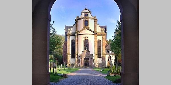 Die Abtei Himmerod.
