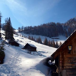 Schönwetterhütte 1442m