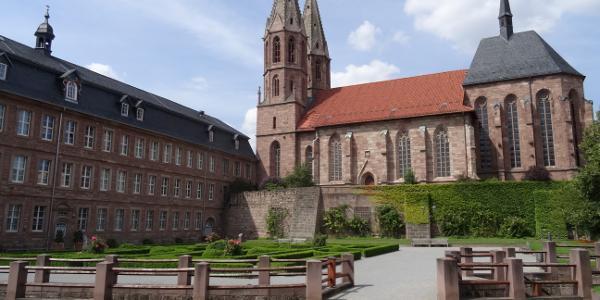 Heilbad Heiligenstadt, St. Marien mit Barockgarten