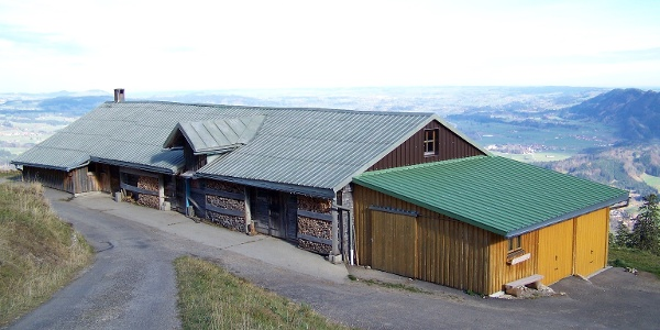 Schwandner-Alpe.