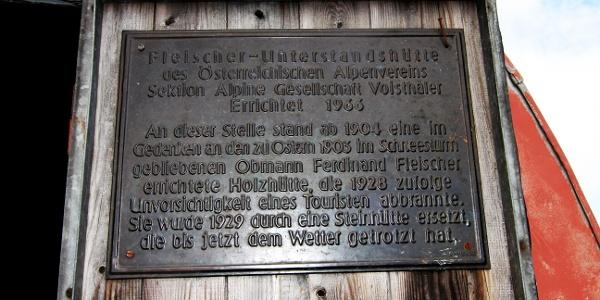 Fleischer-Biwak