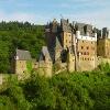 Die Burg Eltz.