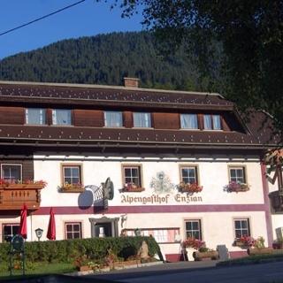 Alpengasthof zum Enzian auf der Windischen Höhe