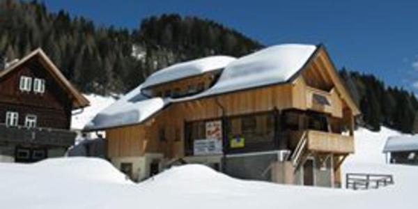 Gasthaus zum Rudi Egger Alm